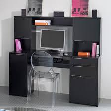 bureau informatique noir bureau informatique noir
