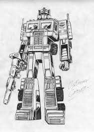 optimus prime by optimusconvoy on deviantart