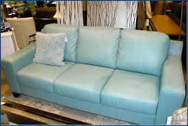 Blue Sleeper Sofa Leather Sleeper Sofa Blue Leather Couch Advice For Your Home