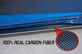 carbon fiber corvette parts c7 corvette stingray 2014 stainless steel w carbon fiber side