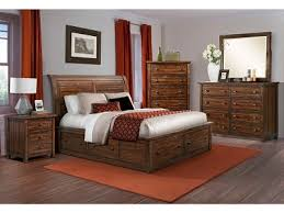 King Sleigh Bed Frame Lincoln King Sleigh Bed