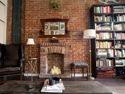clean fireplace brick binhminh decoration