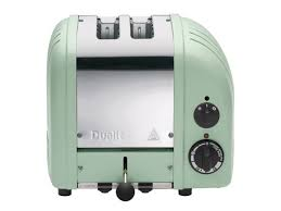Toaster With Sandwich Cage Porcelain Dualit 2 Slice Classic Toaster