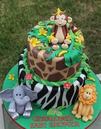 jungle theme cake 989 best jungle zoo africa cakes images on animal