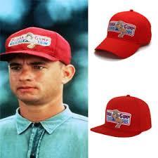 forrest gump costume us ship bubba gump shrimp co baseball cap embroidered hat forrest