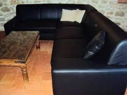 revendre canapé revendre canape canapac 3 places et deux fauteuils en cuir