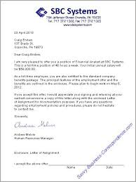 Business Letter Offer a offer letter format business letters