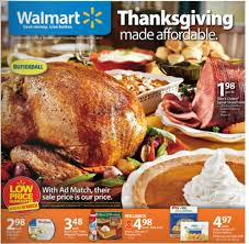 walmart thanksgiving ad deals valid thru 11 21
