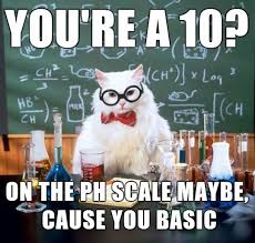 Funny Chemistry Memes - science cat is right and you know it science cat cat and chemistry