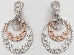 danglers earrings design india diamond dangler earrings india diamond dangler earrings