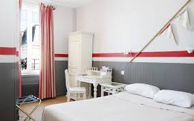 chambre marine chambres hôtel la villa marine a le tréport normandy