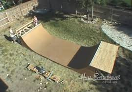 Backyard Skateboard Ramps How To Build A Halfpipe From Start To Finish Youtube