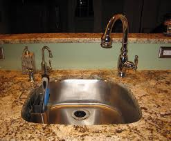 kitchen sink with faucet set installing a water fair kitchen sink water dispenser home