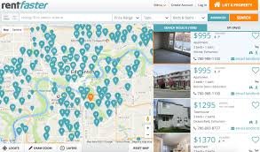 Map View Map View U2013 Make Your Rental Search Simple Rentfaster Ca