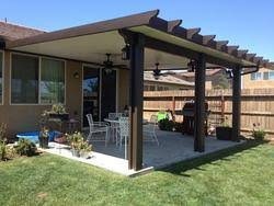 Elitewood Aluminum Patio Covers Kismet Patio Covers Diy And Installed