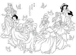 disney coloring pages free frozen princess disney coloring pages free coloring page coloring all