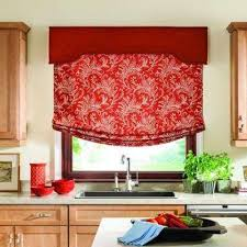 Black Scarf Valance Red Window Scarves U0026 Valances Window Treatments The Home Depot