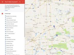 Goofle Map 31 Haunted Places You Can Explore With Google Maps Teachthought