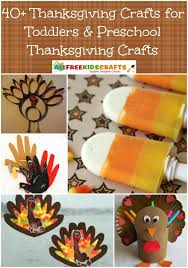 40 thanksgiving crafts for toddlers preschool thanksgiving