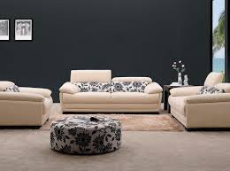 exclusive home decor especial home living room together with black colored sofas