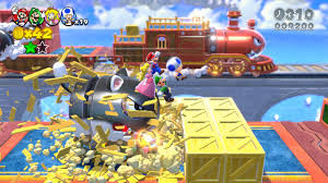 another batch of colorful super mario 3d world screens u2013 mario