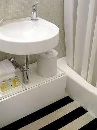 Under Bathroom Sink Storage Ideas by 82 Best Pedestal Sink Storage Solutions Images On Pinterest Room