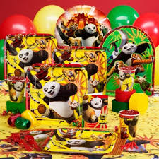 kung fu panda 2 kaboom doom party supplies ideas