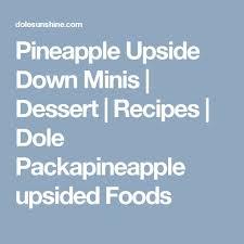 pineapple upside down minis recipe pineapple upside mini
