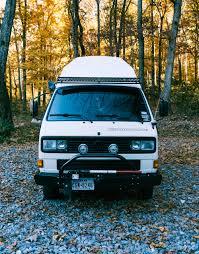 volkswagen vanagon lifted 1991 volkswagen vanagon u2014 proven overland magazine