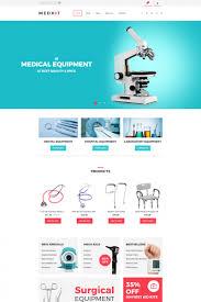 med kit medical equipment motocms ecommerce template 65053