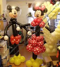 Mickey Mouse Chair Covers Mickey Mouse Balloon Decorations Party Favors Ideas