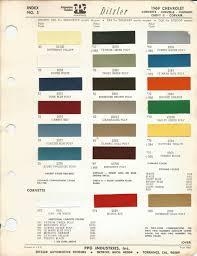 1969 chevrolet camaro dover white code 50 car paint color kit