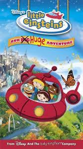 amazon einsteins huge adventure vhs movies u0026 tv