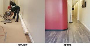 featured floor home weather beaten country oak