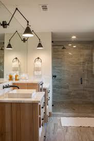 ranch style bathroom lighting interiordesignew com