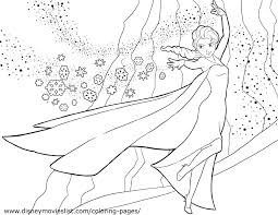 frozen coloring pages elsa coronation frozen coloring pages coloring home