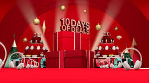 target black friday tv sales continue until cyber monday target unveils holiday savings with 10 days of deals