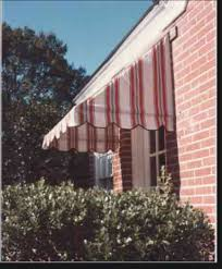 Canvas Awning Connie Product 1