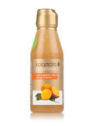 white balsamic cream with orange u0026 lemon