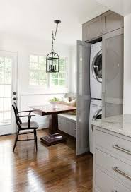 laundry in kitchen 23 creative ways to hide a washing machine in your home digsdigs