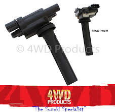 lexus spare parts parramatta ignition coil u0026amp lead set suzuki jimny 1 3 m13a 00 05
