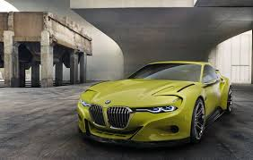 bmw 3 0 csl hommage concept the fat cat collective