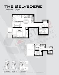 Belvedere Floor Plan The Brit Condos Newincondos Comnewincondos Com