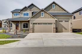 home plans with rv garage 2351 t spokane house plans
