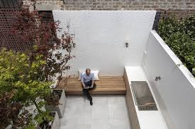 Small Terrace House Design Ideas Small Terraced House Front Garden Ideas Bench Best House Design