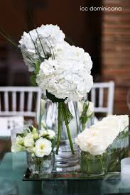 White Hydrangea Centerpiece by 146 Best Hydrangea Wedding Ideas Images On Pinterest Marriage