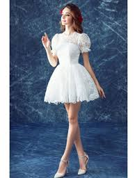 wedding dress high neck retro lace wedding dresses with sleeves high neck