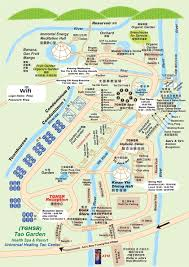 Garden Of The Gods Map Contact Mantak Chia Creator Of The Universal Healing Tao System