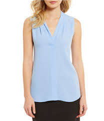 sleeveless blouses s sleeveless blouses dillards