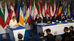 Flag Of Roma Europäische Union Die Bremser Ausbremsen Zeit Online